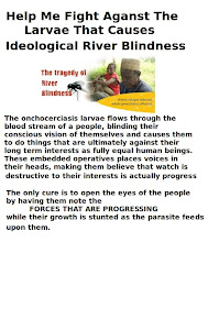 Help Fight The Ideological Onchocerciasis