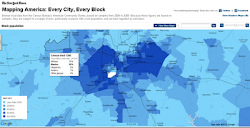 New York Times Demographic Mapping