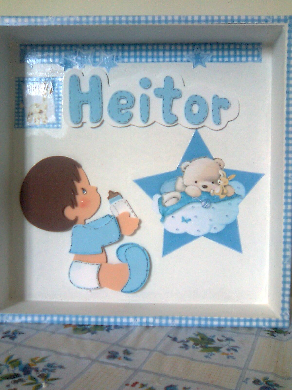 Elaine Melo Arte em EVA: Quadrinho de quarto para bebê #377194 1200x1600