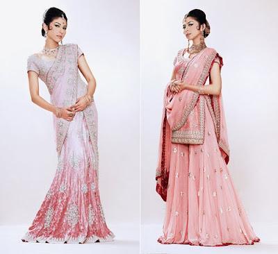 Indian Wedding Dress Style 2