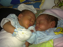my bby twin boy n girl