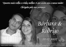Bárbara e Rodrigo