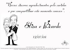 Eliza e Ricardo