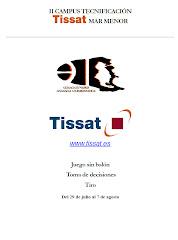 II  Campus Tecnificación TISSAT Mar Menor