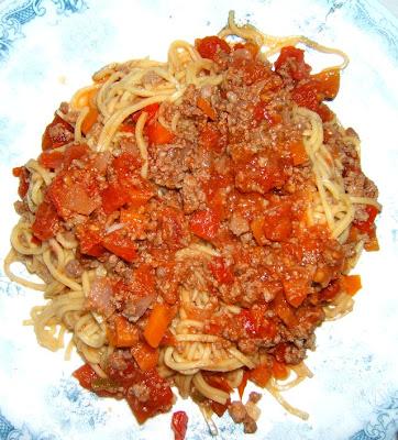 Salsa alla bolognese o boloñesa