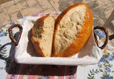 Brioche vendéenne (pan dulce de Vendée, Francia)