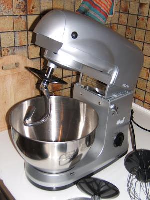 La cocina de myri amasadora para masas pesadas panes - Batidora amasadora silvercrest ...