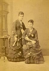 Waldina y María Enriqueta Manjarrez Franco