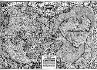 Misterioasa harta Oronteus Finaeus