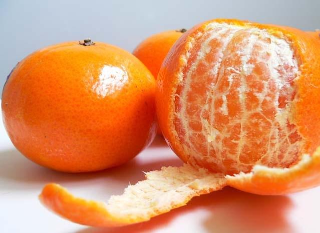Not Buying Anything: Christmas Is A Mandarin Orange
