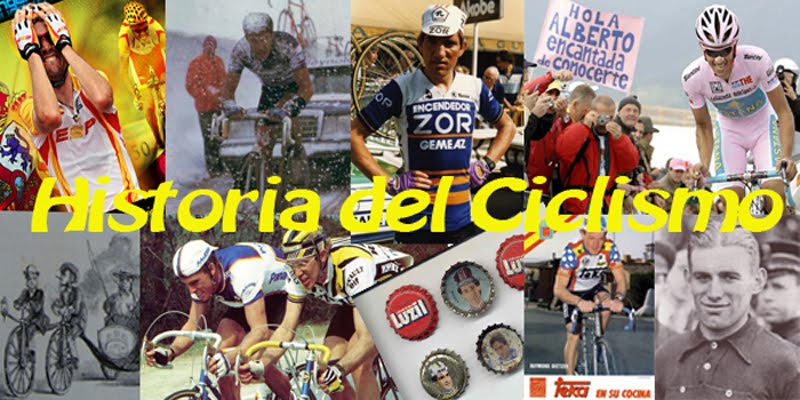 HISTORIA DEL CICLISMO