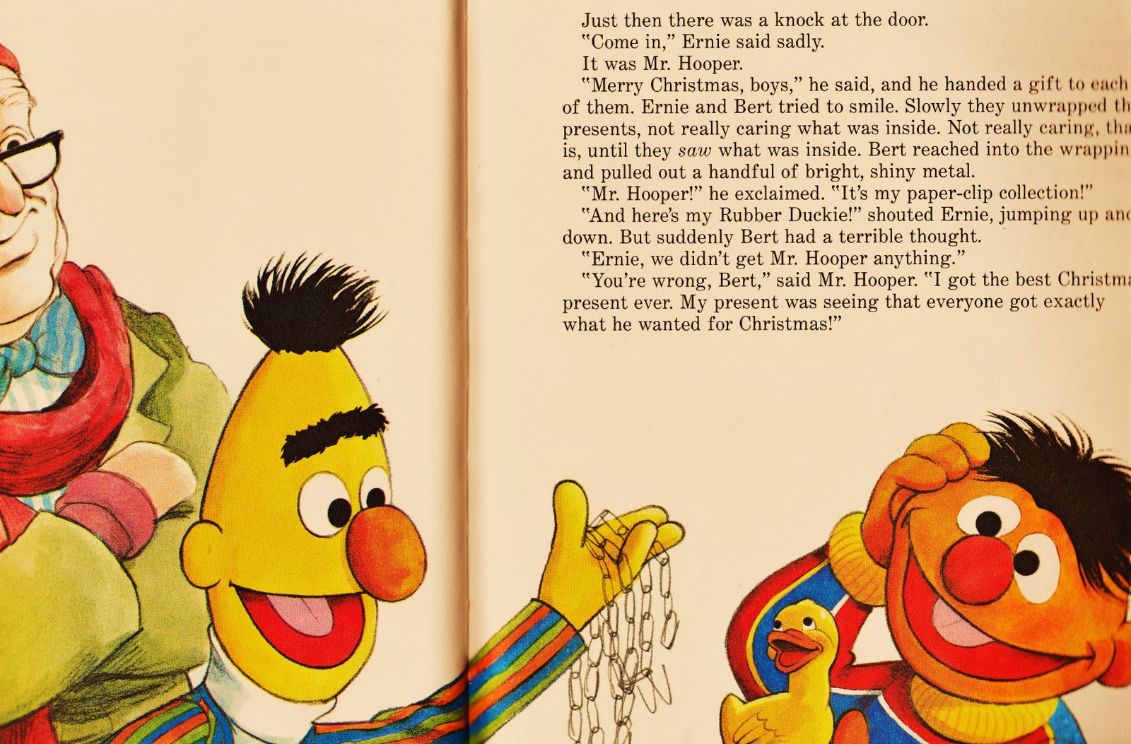 Christmas Eve on Sesame Street | Books in a Nutshell