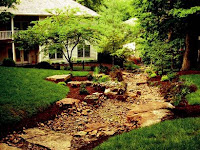 Most people get into backyard landscape design not only because they want to change the existing
