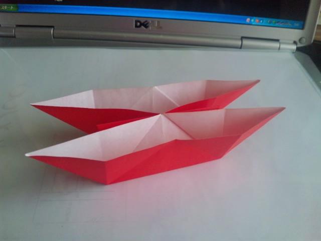 ハート 折り紙 : 季節の折り紙7月 : hagifood.com