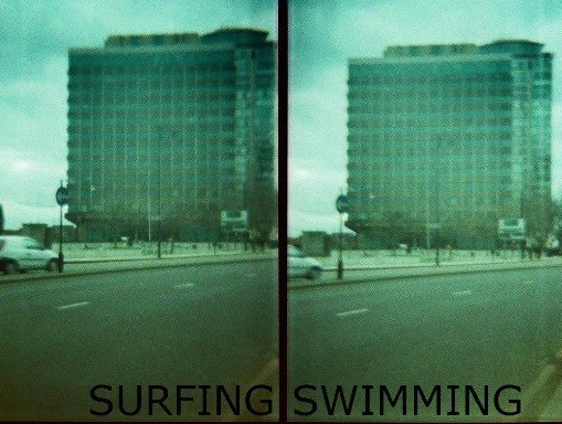 SURFING | SWIMMING