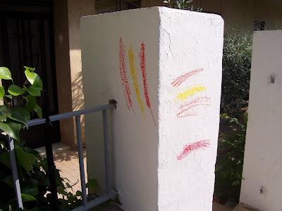 Pintada fascista