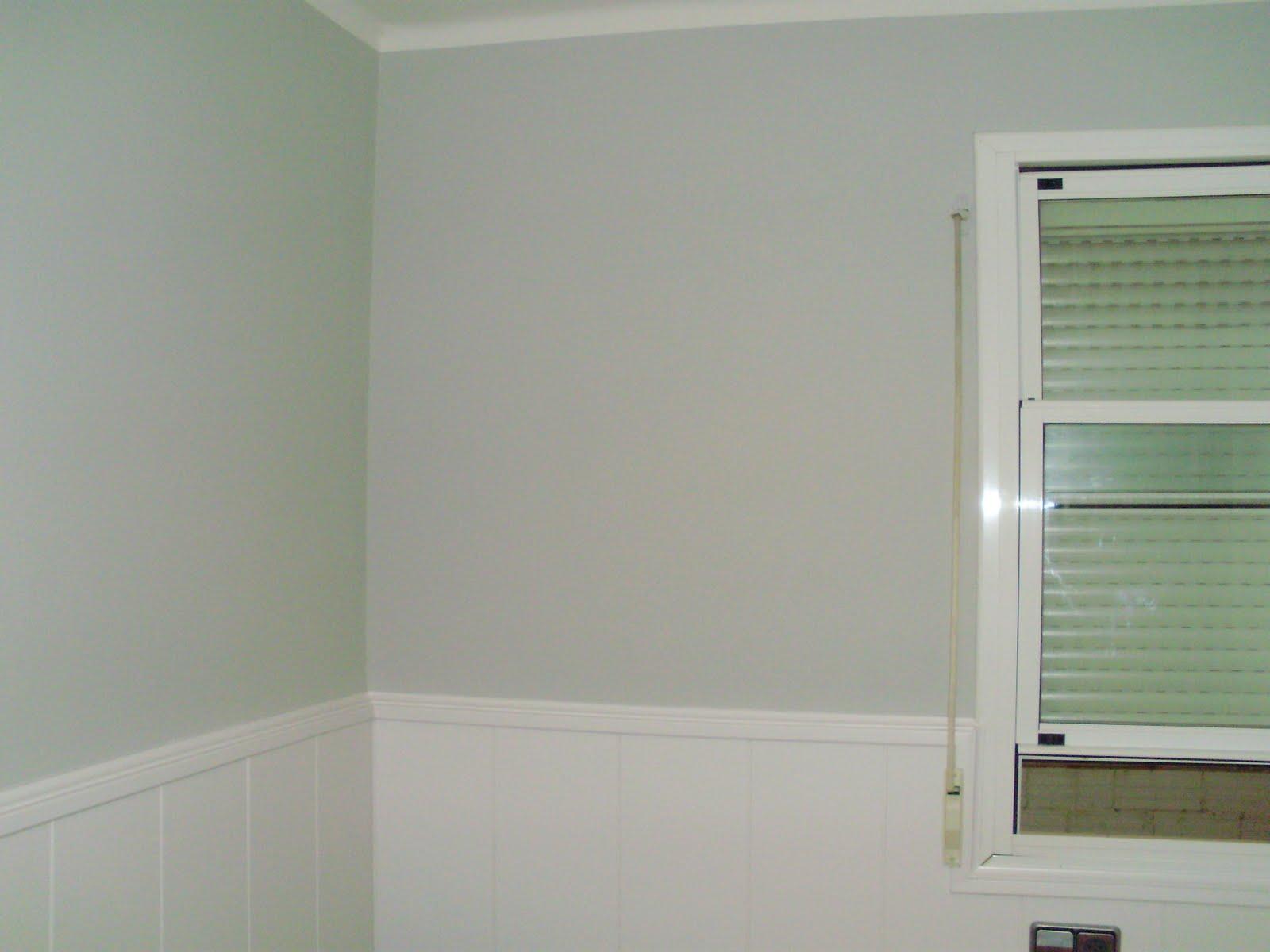 Friso z calo en habitaci n de invitados decorar tu - Habitaciones con friso ...