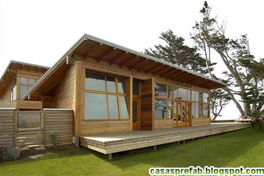 Tudo sobre casas pr fabricadas casas modulares e casas - Casas de madera portugal ...