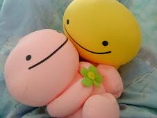 pink ying ying n yellow yang yang