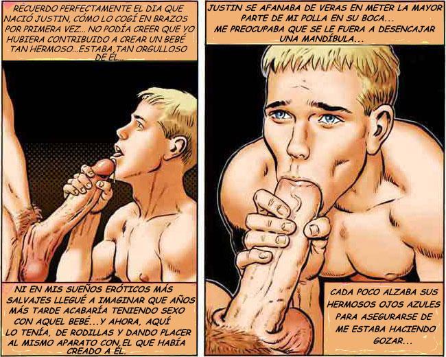 Comic Gay Porn