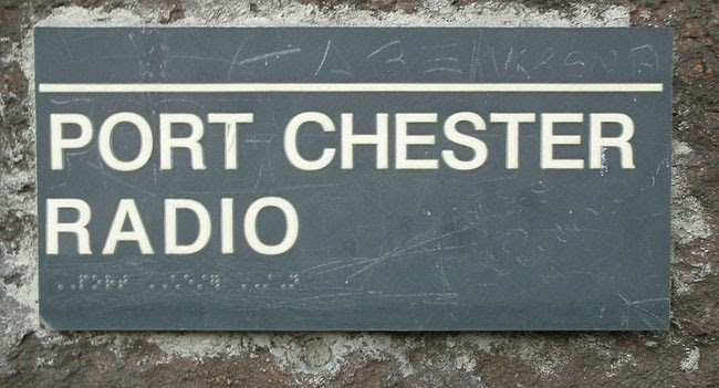 PORT CHESTER RADIO