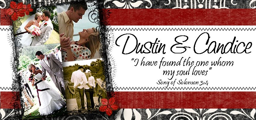 Dustin and Candice Williams