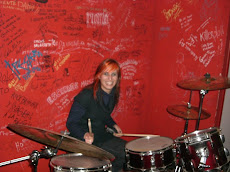 AT THE DRUMS