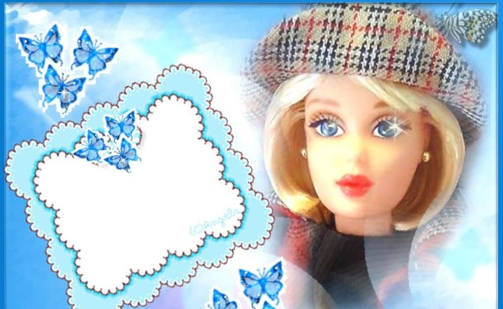 gnomos de jardim venda : gnomos de jardim venda:ARTE JU ALANO: Molduras Barbie