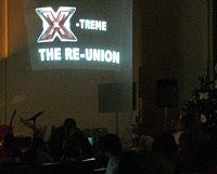 At the X-treme Camps Reunion