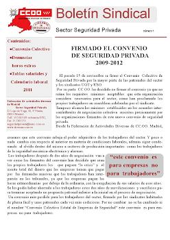 Boletín Sindical nº I