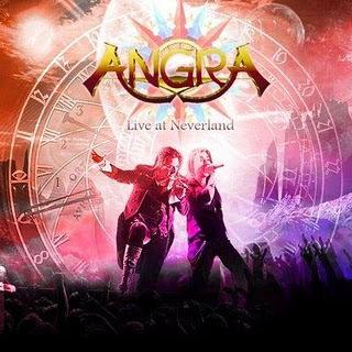 Angra - Live in Neverland (Bootleg)