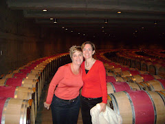 Opus One cellar