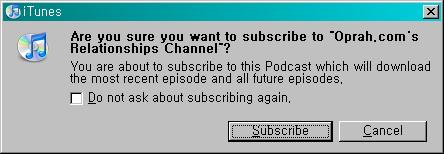 podcast 팟캐스트란?