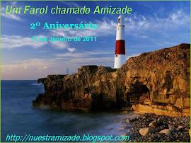 Selo Comemorativo Farol Amizade