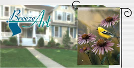 BRIGHTEN UP YOUR YARD WITH A BreezeArt FLAG