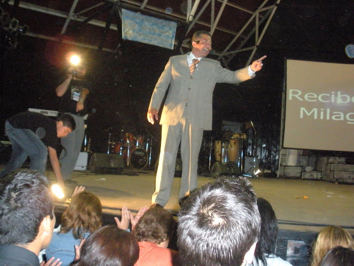 Cruzada Evangelística CAMBIANDO CIRCUNSTANCIAS.