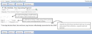 balasan email infolinks