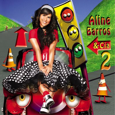 Download CD Aline Barros e Cia 2