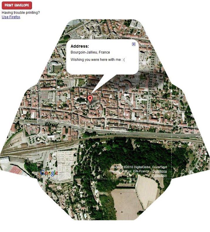 Cr er une enveloppe google maps le blog de ptitfred - Creer une enveloppe ...