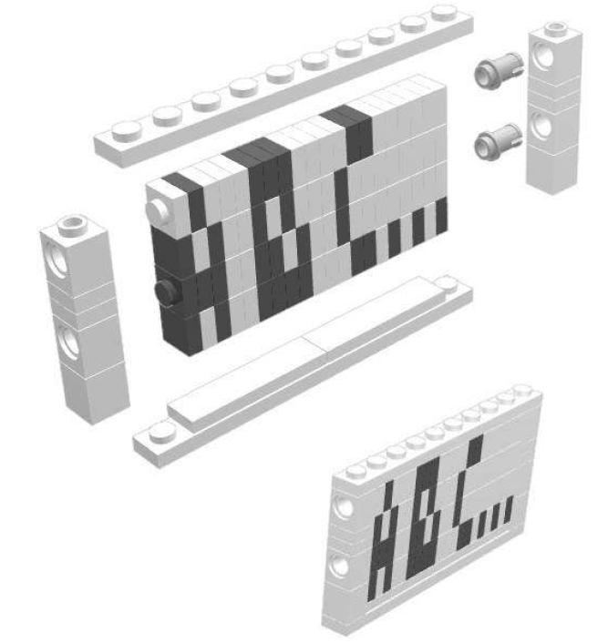 Lego 101   Leonardo's LEGOs