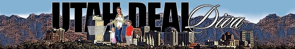 Utah Deal Diva: Sharing Utah deals, Utah grocery coupons, frugal recipes, Salt Lake events