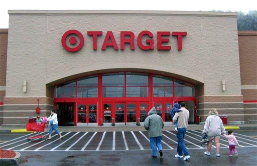 target store interior. target coupons 2011