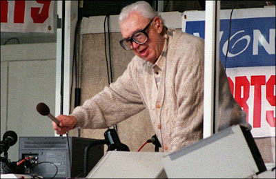 Harry Caray brought this wonderful tradition to Wrigley Field in the early ...