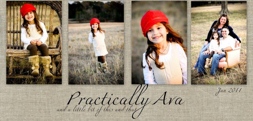 Practically Ava: