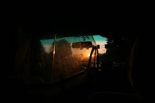 Taxi Cab, Nanjing 6pm