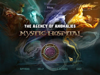 Agency of Anomalies: Mystic Hospital [BETA]