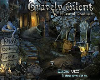 Gravely Silent House of Deadlock BETA