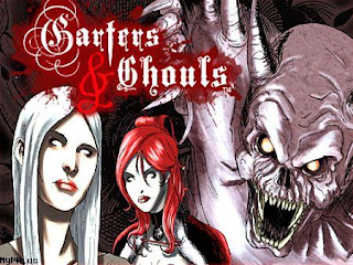 Garters and Ghouls RIP-Unleashed