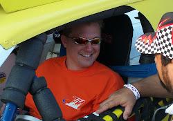 Bob Dillner at I-94 Raceway