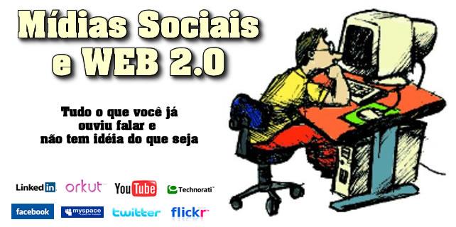 Midia Social e Web 2.0